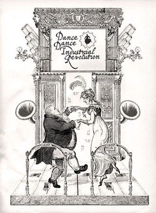 Illustration for article titled Dance Dance Industrial Revolution