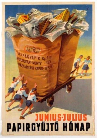 Illustration for article titled Vasgyűjtés