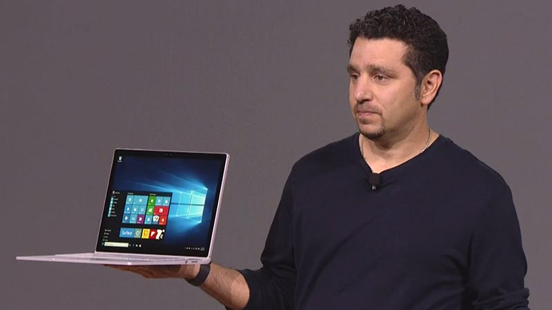 Illustration for article titled Surface Book Is Microsoft's Glorious New Laptop