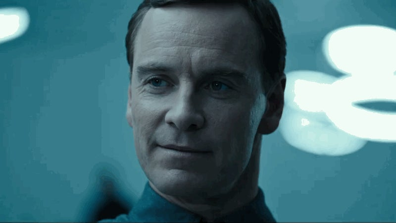 Meet Walter, the latest synthetic from Weyland-Yutani and Alien: Covenant