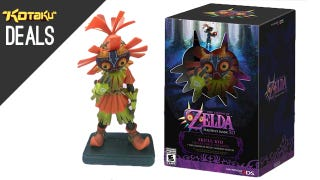 Illustration for article titled Majora's Mask Limited Edition, Discounted Consoles, and More Deals