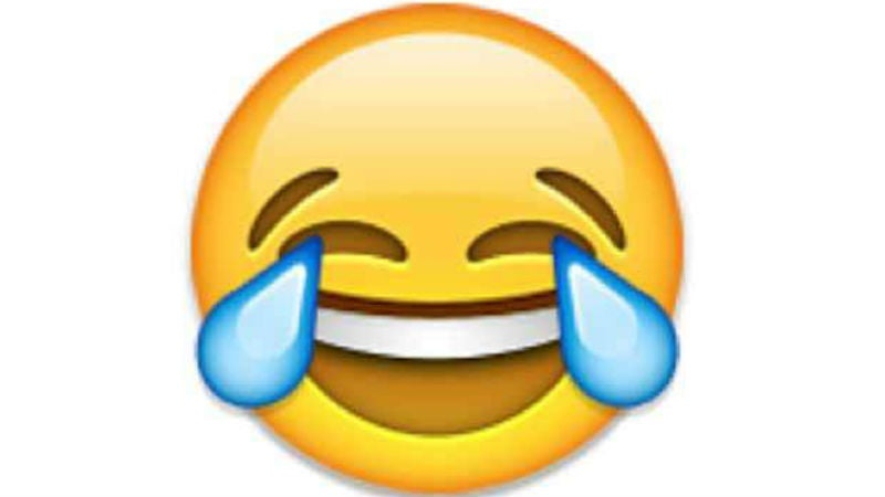 Bien connu The Oxford English Dictionary's Word of the Year Is an Emoji NP16
