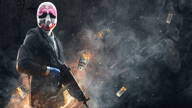 Illustration for article titled Payday 2's Microtransaction Nightmare Just Got Worse