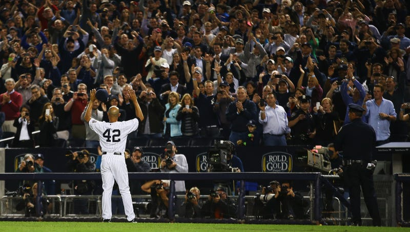 Illustration for article titled Mariano Rivera's Goodbye Turns Us All Into Blubbering Children