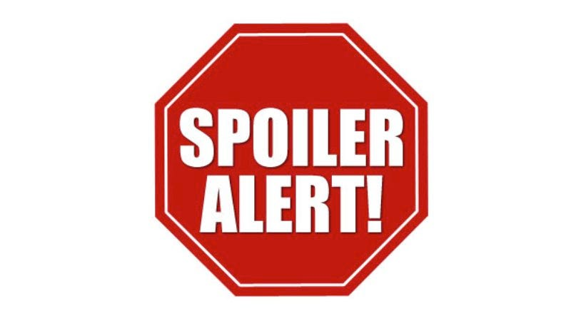 Illustration for article titled New study asks how long before spoilers are fair game, totally spoils the answer