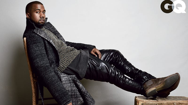 Illustration for article titled Kanye West: 'In Order to Win at Life, You Need Some Kim K Skills'