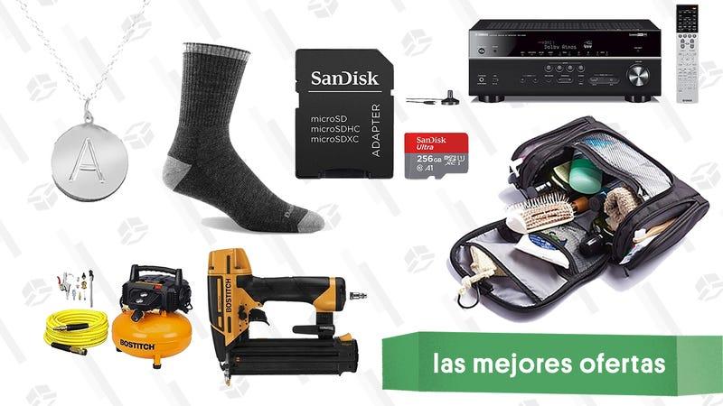 Illustration for article titled Las mejores ofertas de este martes: Logitech, bolsas de aseo, sillas de balance y más