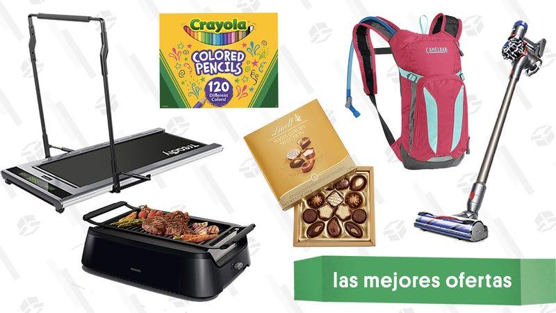Illustration for article titled Las mejores ofertas de este lunes: Proyector Anker, CamelBak, Crayola y más