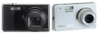 Illustration for article titled Ricoh Updates Its Compact Camera Series With the R8 and R50