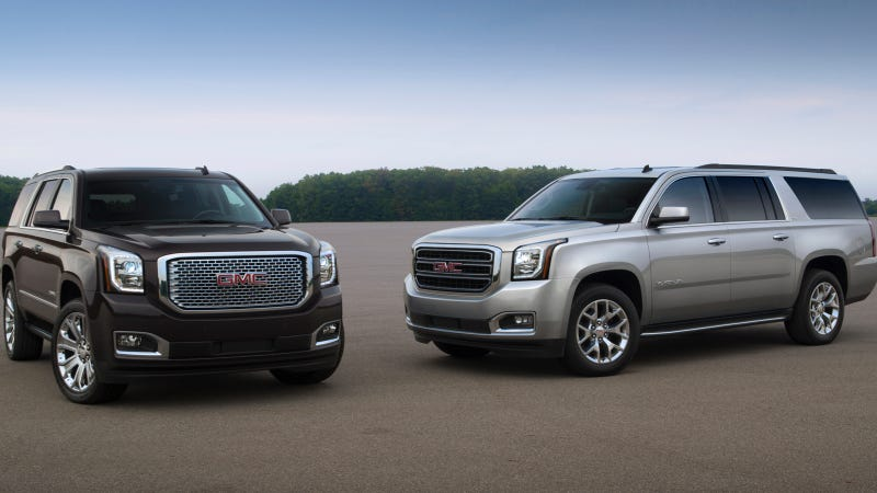 Illustration for article titled GMC Introduces All-New, More-Capable 2015 Yukon Family