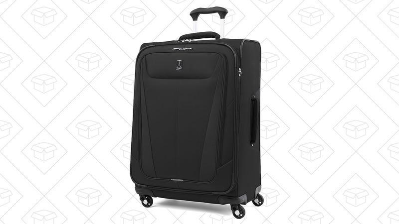 "Travelpro Maxlite 5 25"" Checked Bag | $128 | Amazon"