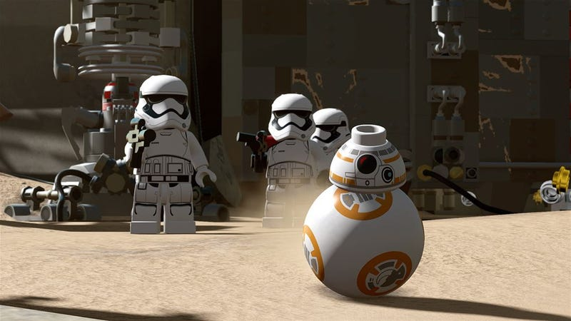 Illustration for article titled LEGO Star Wars: The Force Awakens Is Coming Soon