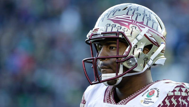 Illustration for article titled Florida State Reaches Settlement with the Woman Who Alleged Jameis Winston Raped Her