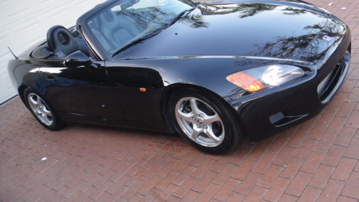 For $11,000, This S2K Blows Like The Wind