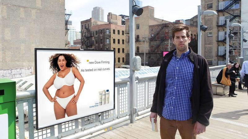 More men are speaking out against the pervasive depictions of average women in the media, which have left them feeling demoralized and compelled to accept unwelcome ideals of beauty.