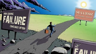 Illustration for article titled How to Move Past Failure