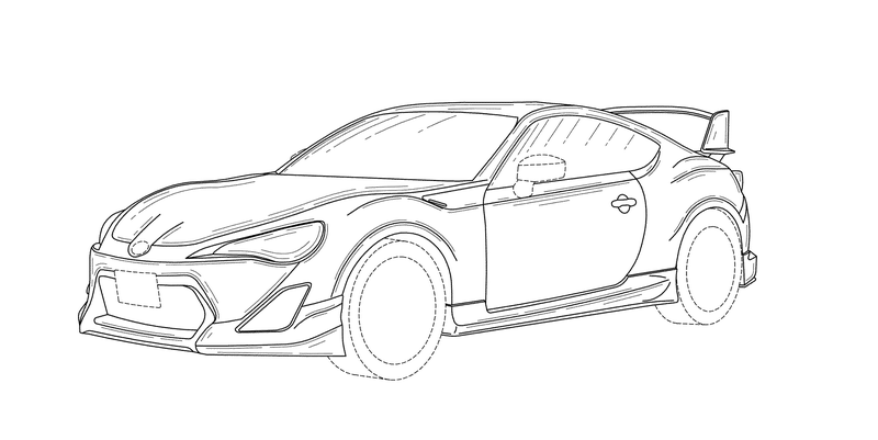Illustration for article titled What Could These Mysterious Toyobaru Patents Mean?