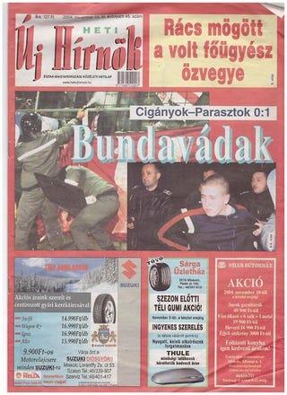 Illustration for article titled Volt-e ennél jobb magyar címlapsztori valaha?