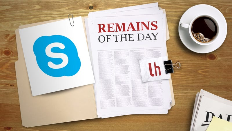 Illustration for article titled Remains of the Day: You Can Now Use Skype Without an Account
