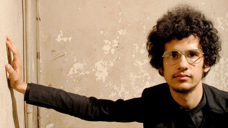 Illustration for article titled Omar Rodriguez-Lopez of The Mars Volta