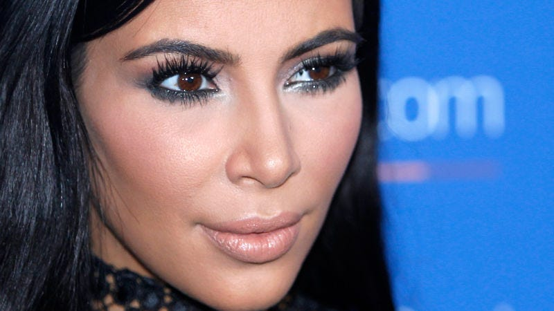 Kim Kardashian West and tech company argue case