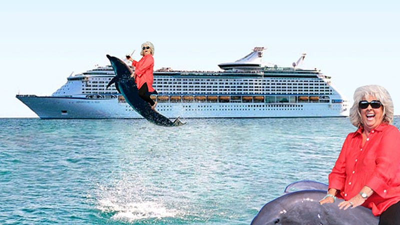 Illustration for article titled Paula Deen Cruise, a.k.a. Titanic For Racists, Adds Additional Voyage