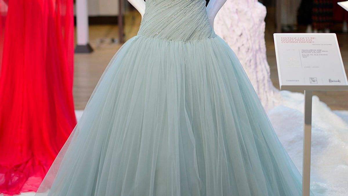 Modern Wedding Dresses Inspired By Disney Princesses Mold - Wedding ...