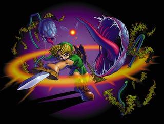 Illustration for article titled Kotaku Contest Reminder: Zelda Fans Can Win Big, Save Christmas