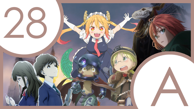 Illustration for article titled 2017 Anime Advent Calendar - December 28th