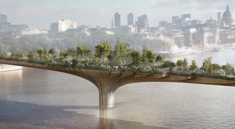 Illustration for article titled Why a Footbridge In London Is Inspiring So Much Outrage
