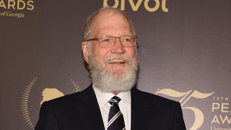 Illustration for article titled David Letterman, Noted Promoter of Women: 'I Don't Know Why They Didn't Give My Show to a Woman'