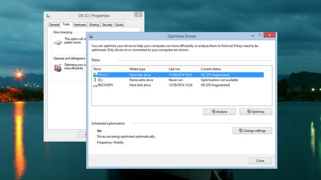 How to Take Care of the Hard Drive in Your Windows Machine