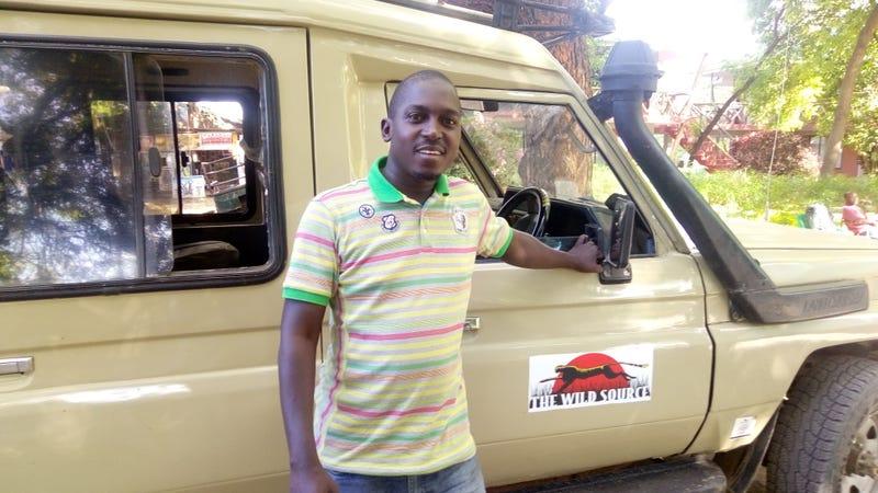 Erick Chima has worked his way up in Tanzania's tourism sector. Photo: Jason Najum