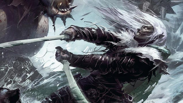 D&D s Summer of Drizzt Begins With TV Show Rumors, Magic Cards, and Benedict Cumberbatch