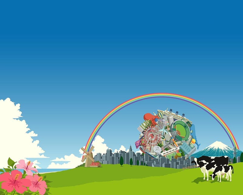 Illustration for article titled What's Next for the Creator of Katamari Damacy?