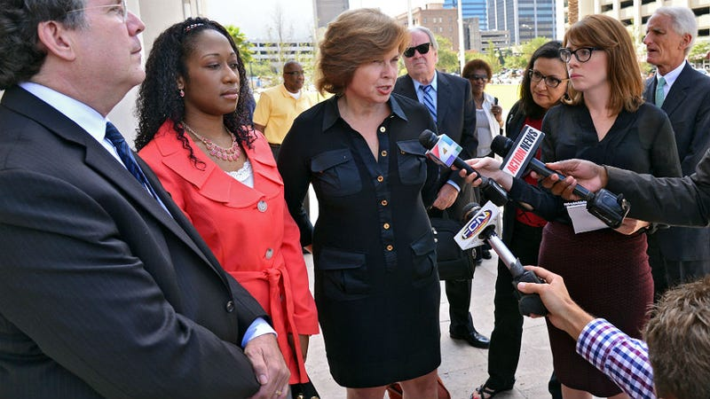 Illustration for article titled Marissa Alexander Released From Jail to House Arrest