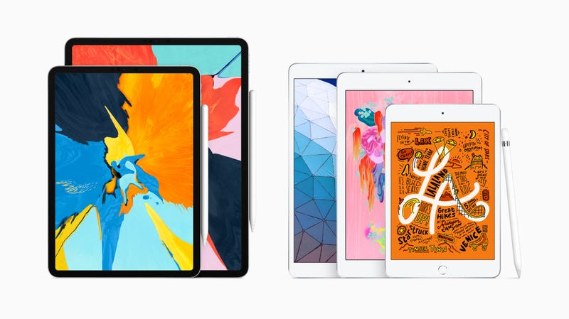 Illustration for article titled Here's the iPad News That Didn't Make It Into Next Week's Event