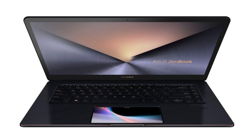 Asus anuncia un portátil con pantalla de 5,5 pulgadas donde debería estar el trackpad, ¿qué puede salir mal?