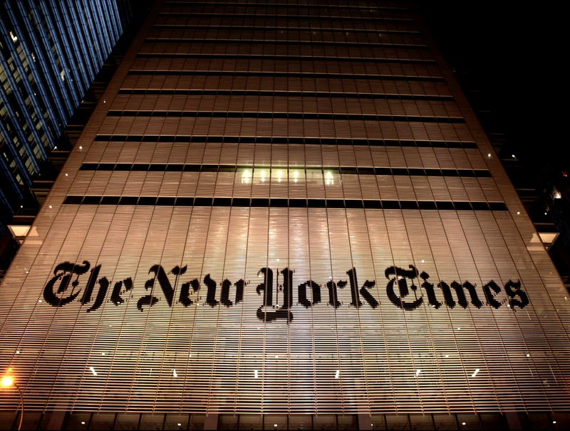 Illustration for article titled 'New York Times' Announces Appointment Of Anonymous Source As Editor-In-Chief