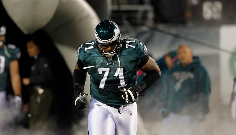 ac08d13946c Illustration for article titled Jason Peters Pulled Himself Out Of Eagles  Loss To Avoid Risk Of