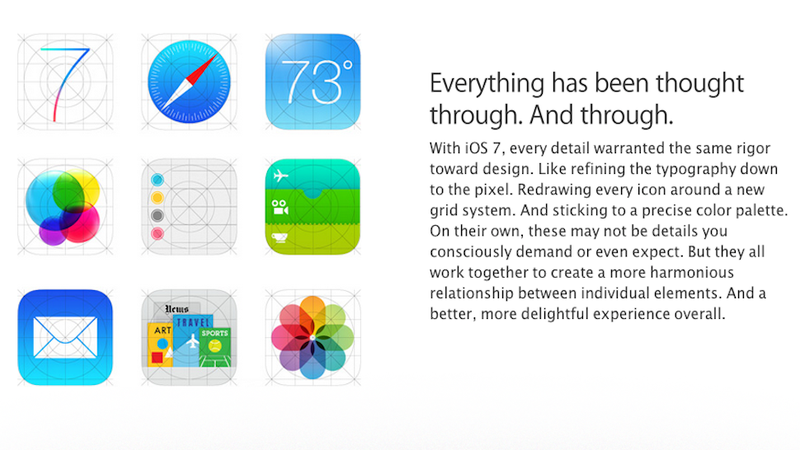 Illustration for article titled Apple Is Already Fixing Its Awful iOS 7 App Icons