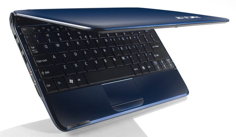 Illustration for article titled Acer's Aspire One AO751h 11.6-Inch Barely-a-Netbook Officially $380