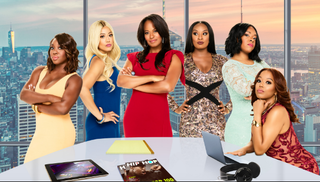 The women of WE tv's Money. Power. Respect.WE tv Screenshot