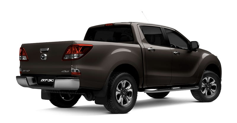 your next non american mazda truck will be an isuzu instead of a ford. Black Bedroom Furniture Sets. Home Design Ideas