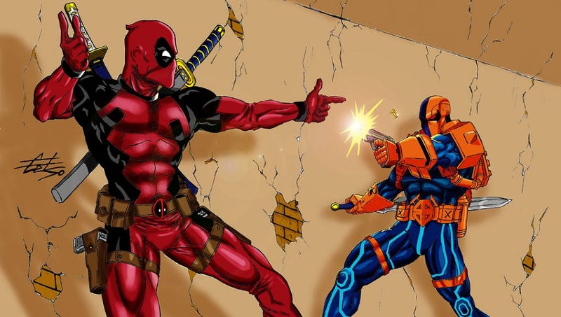 Illustration for article titled Which Character Is Awesome In Both Their DC And Marvel Versions?