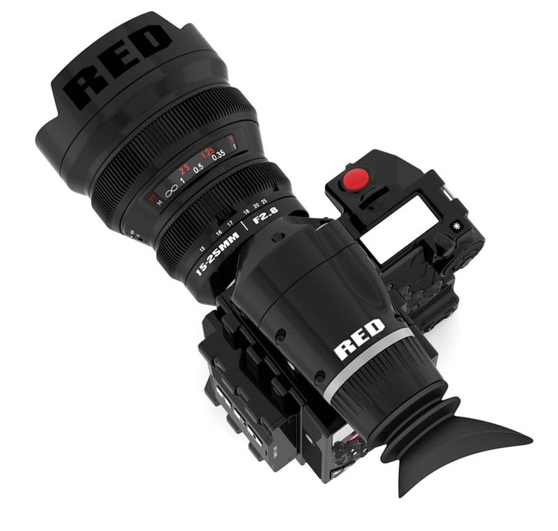 Illustration for article titled RED Unloads Modular Cameras, a DSLR, 3D and 28k