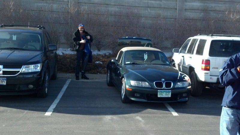 Illustration for article titled This Is Why People Think BMW Z3 Owners Are Asshats
