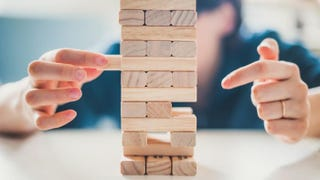 Illustration for article titled Area Man Beats World Record for Number of Jenga Games Played in a Week