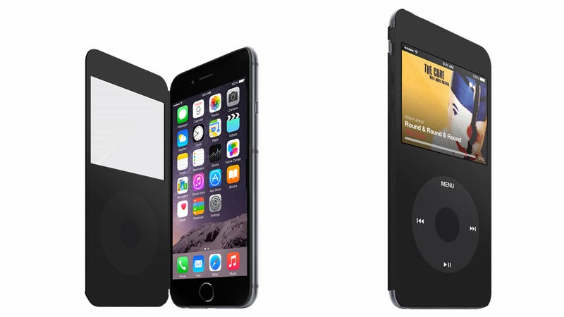 Apple, Please Make This iPod Classic Cover A Reality