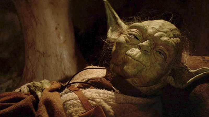 Disney's New Bedtime Hotline for Kids Lets Yoda Creep You the Hell Out Before Sleeping